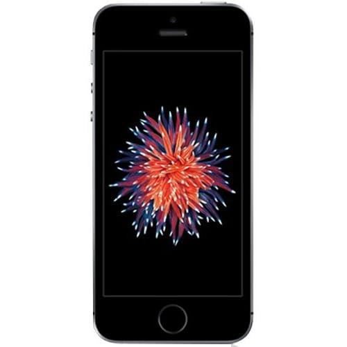 """Apple iPhone SE - Smartphone (10,2 cm (4"""")  (Wi-Fi, Bluetooth, 32 GB, 4G, cámara de 12 MP, iOS), gris espacial"""