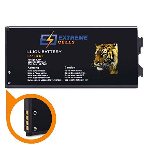 Extremecells® - Batería para LG G5 H850 y LG G5 Dual SIM H860N LTE (sustituye a BL-42D1F)
