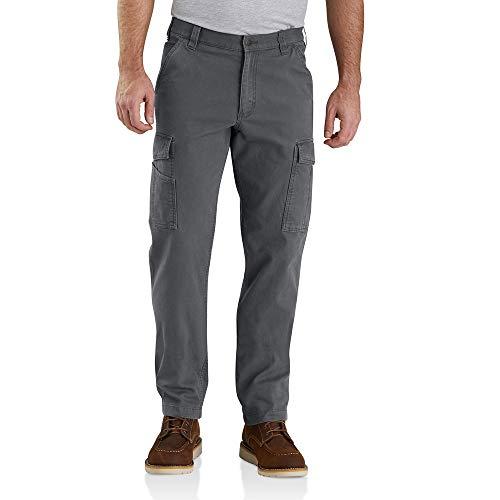 Carhartt Herren Rugged Flex Rigby Cargo Pant Unterhose, Shadow, 31W / 34L