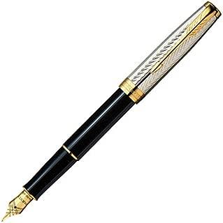 Visconti Master of Art Classic Rembrandt rosso penna stilografica largo