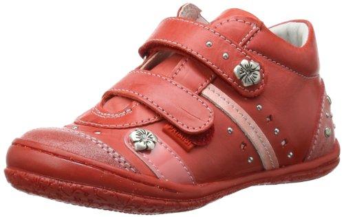 PRIMIGI Baby Mädchen Moira-E Lauflernschuhe, Rot (Rosso/Rosso), 22