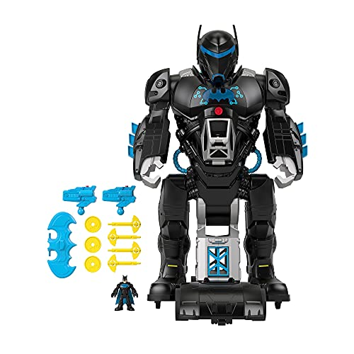 Fisher-Price Imaginext Transforming 2-in-1 Batbot