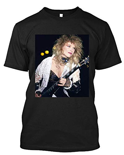 #Heart #Nancy #Wilson #Busty #Sexy On Stage with Guitar T Shirt Gift Tee for Men Women