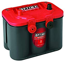 Optima Batteries RED Top review