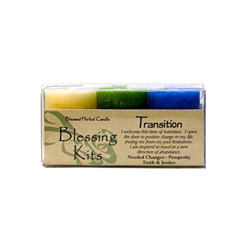 Kit de bênçãos – Transition