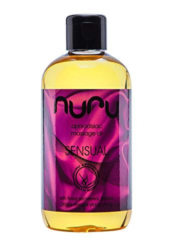 Nuru® Massage Öl Sensual, 1 Flasche, (1 x 250 ml)