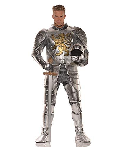 Historisches Ritterrüstung Männerkostüm für Kostümfeste One Size