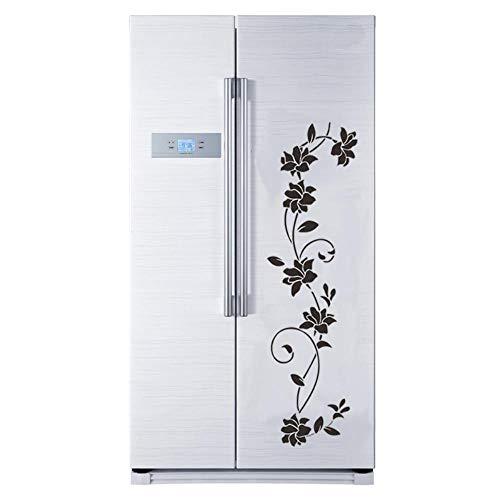 Tfsulengcl Wandaufkleber für Kühlschrank, Schrank, Schlafzimmer, Dekoration, Tapete, Wandbild, Kühlschrank-Aufkleber