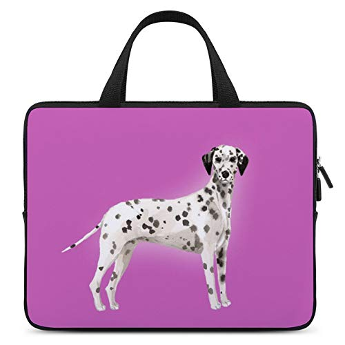 Universal Laptop Computer Tablet,Case,Cover for Apple/MacBook/HP/Acer/Asus/Dell/Lenovo/Samsung,Laptop Sleeve,Color for Dog Dalmatian Non-Sporting Group,13inch