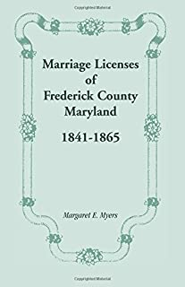 Best frederick county marriage license Reviews