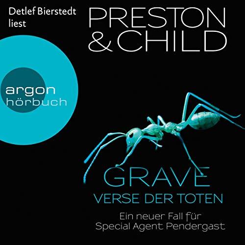Grave - Verse der Toten Titelbild