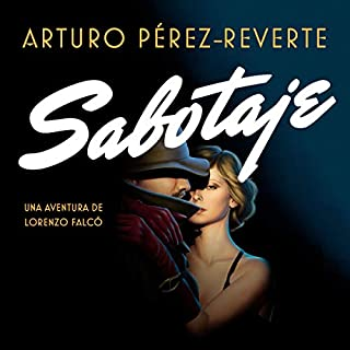 Sabotaje (Serie Falcó) [Sabotage] audiobook cover art