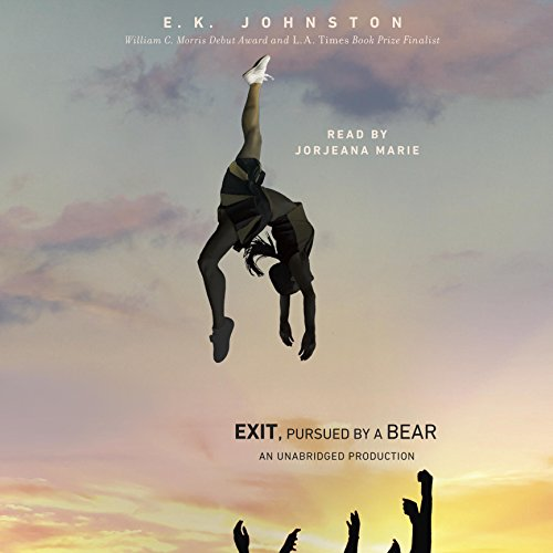 Exit, Pursued by a Bear audiobook cover art