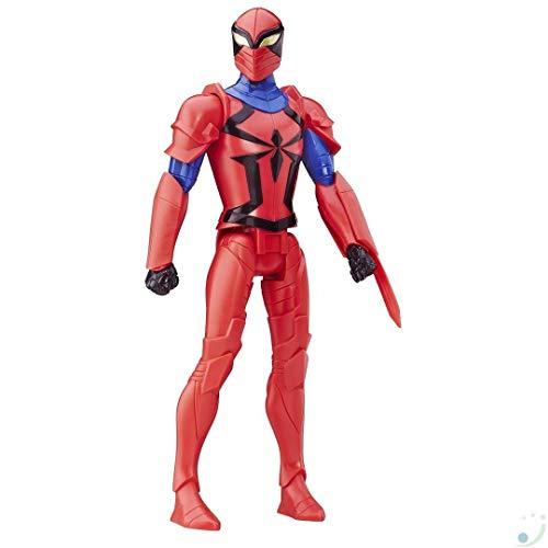 Marvel Spider-Man Titan Hero Series Spider Knight Figure (Hasbro C0020)
