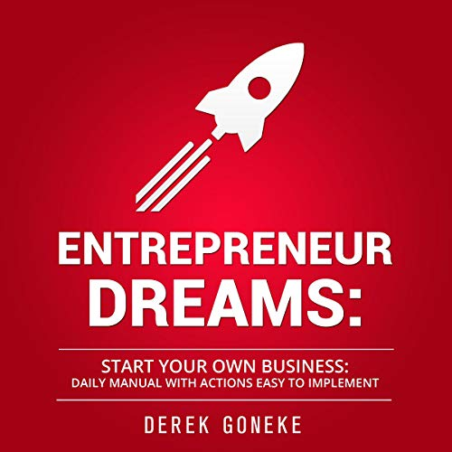 Entrepreneur Dreams  By  cover art