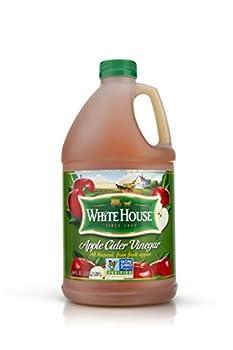 white house apple cider vinegar pasteurized