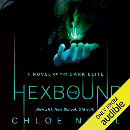 Hexbound Audiobook By Chloe Neill cover art