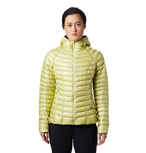 Mountain Hardwear Damen Kapuzenpullover Ghost Whisperer 2, Damen, Laterne, Medium