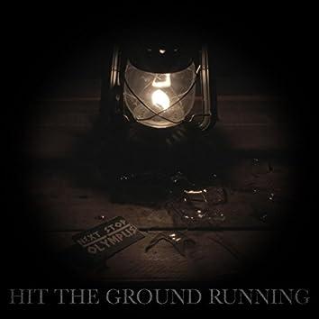 Hit The Ground Running (EP)