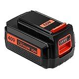 41BOfcMIxjL. SL160  - Black And Decker 40V Battery