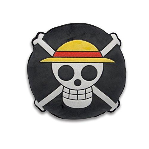 ABYstyle - ONE Piece - Plüsch Kissen Skull