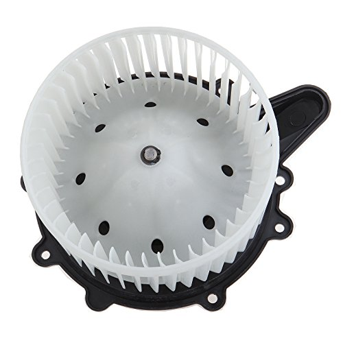 HVAC Plastic Heater Blower Motor ABS w/Fan Cage ECCPP for 1997-2002 Ford Expedition /2002-2005 Ford Explorer /1997-2003 Ford F-150/2004 Ford F-150 Heritage