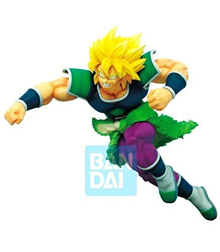 Figura BANPRESTO Dragon Ball Broly Z Battle 19 CM