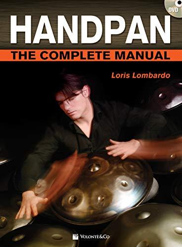 Handpan complete manual. Con DVD Audio (Dida...