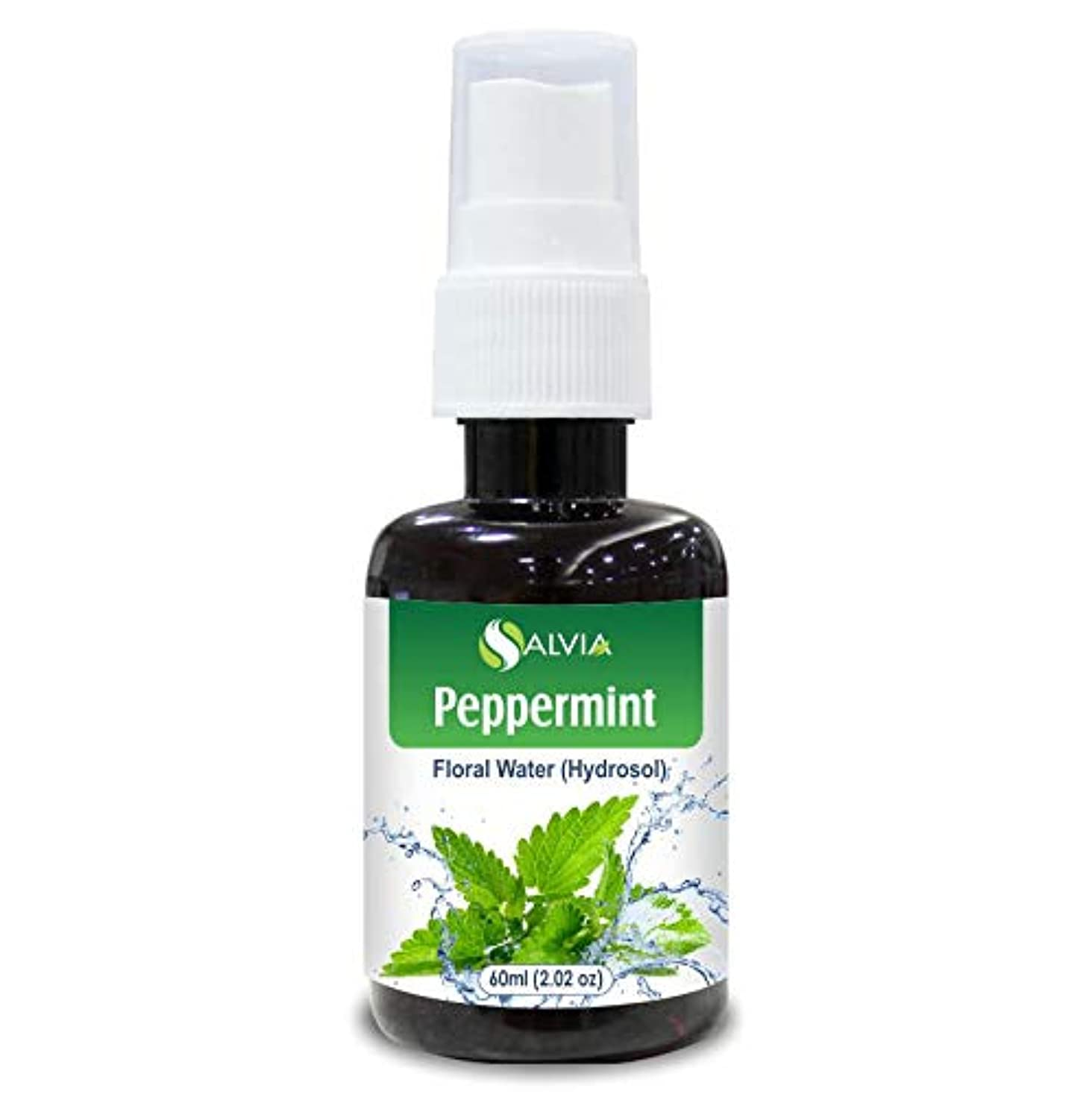 医療の広範囲ヒップPeppermint Floral Water 60ml (Hydrosol) 100% Pure And Natural