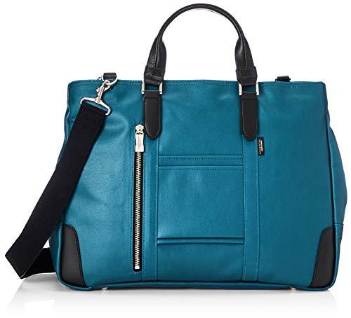 [エバウィン] 【日本製】ビジネスバッグ 撥水加工 A4サイズ収納可 21598 ブルー