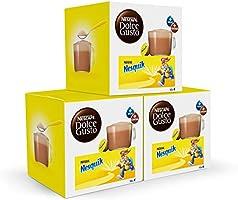 Nescafé Dolce Gusto Nesquik Koffie Cups - 3 Doosjes Met 16 Capsules