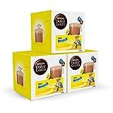 Nescafé DOLCE GUSTO Cacao NESQUIK - Pack de 3 x 16 Cápsulas - Total 48...