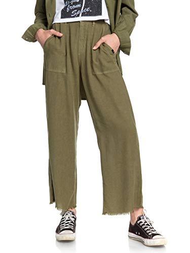 Quiksilver Damen Hose Flare Fluid Pants