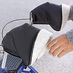 Geschenkidee für Alzheimer & Demenz Patienten - Rollatorhandschuhe