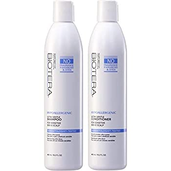 Naturelle Hypo-Allergenic Fragrance-Free Shampoo and Conditioner Value Pack, 15.2 Ounce