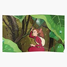 Borrower Secret Of 2010 The Movie Arrietty World Arriety El póster de decoración de interiores más impresionante y elegante disponible en tendencia ahora