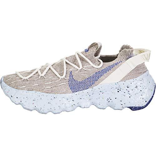 Nike Space Hippie 04 - Zapatillas para correr para hombre, beige (Vela/Astronomía Azul-fósil-cambray Azul), 46 EU