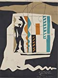 Berkin Arts Le Corbusier Giclee Auf Leinwand