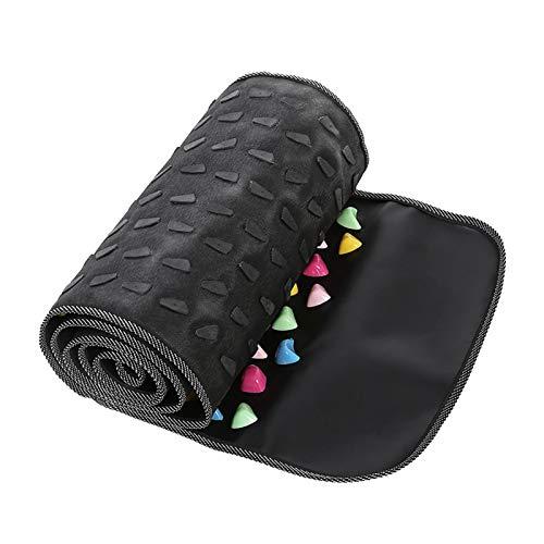 Pierre de réflexologie, tapis de massage des pieds en pierre de marche, pierre de jade Massage des points d