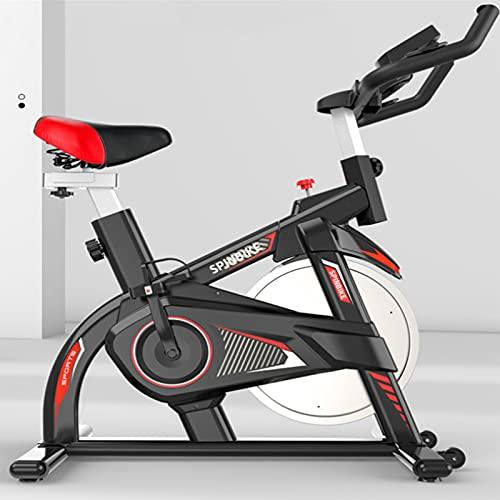 Nealpar Bicicleta de Ejercicio para el Hogar, Equipo de Fitness Silencioso para Interiores, Bicicleta de Pedal, Equipo de Ejercicio para Bajar de Peso,