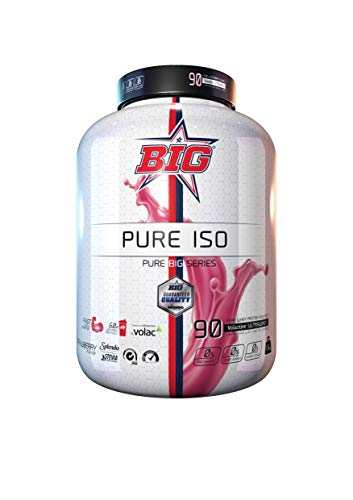 PURE ISO® aislado proteina Strawberry 1,8Kg