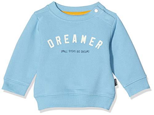 Noppies Baby-Jungen B Sweater ls Maynard Sweatshirt, Blau (American Blue P535), (Herstellergröße: 74)