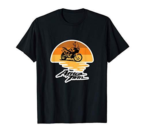 Africa Twin Enduro Camiseta