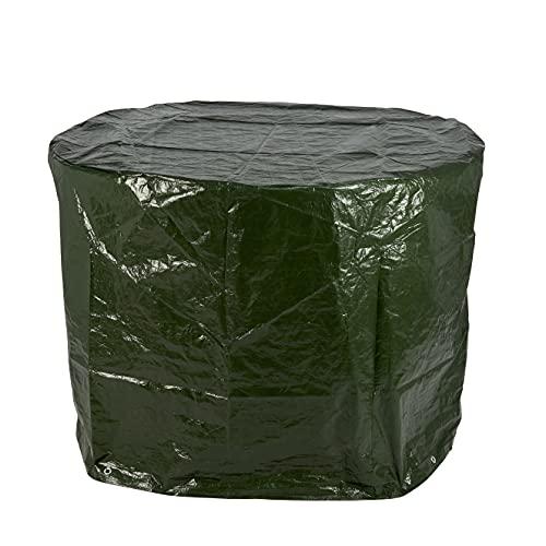 BRAMBLE! Funda para Muebles de Jardín Exterior (142x H96cm), Redondo - Cubierta Protección Exterior
