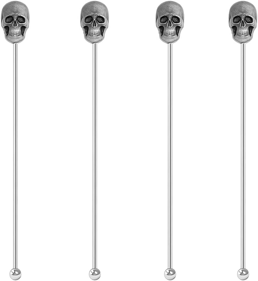 shop ROOS 4-Pack 7.48 inch Coffee Swizzle Reusable Stirrers Be 5 popular Sticks