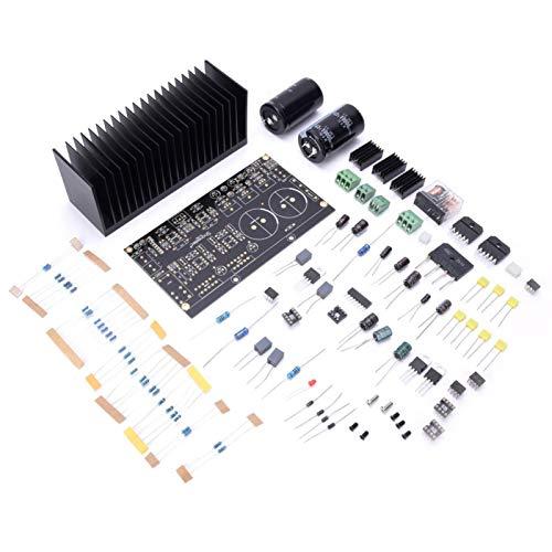 Placa amplificadora con disipador de calor, placa amplificadora estéreo, OP07 DC Servo...