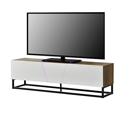 [en.casa] AANT-033x LED-Fernsehtisch