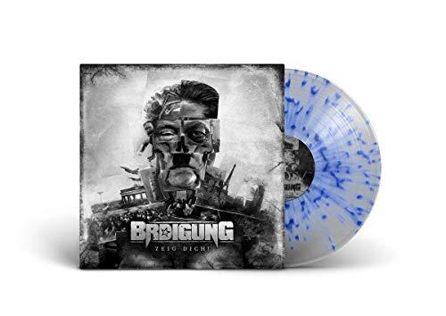 Zeig Dich! (Clear/Blue Splatter Vinyl) [Vinyl LP]