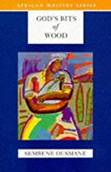 Books Set Around The World: Senegal - God's Bits of Wood by Ousmane Sembène. For more books that inspire travel visit www.taleway.com. reading challenge 2021, world reading challenge, world books, books around the world, travel inspiration, world travel, novels set around the world, world novels, books and travel, travel reads, travel books, reading list, books to read, books set in different countries, reading challenge ideas