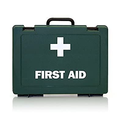 Crest Medical 10 Person HSE Workplace First Aid Kit by Crest Medical